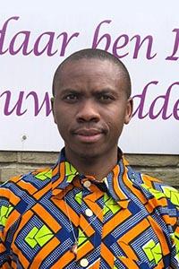 Pater Vincent Mutebi CCSp